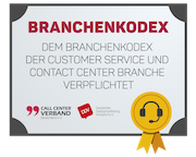 Branchenkodex der Call Center in Deutschland