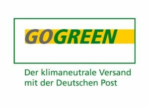 GOGREEN - Klimaneutraler Versand